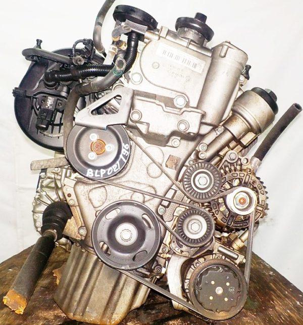 Двигатель Volkswagen BLP - 021196 AT FF 4