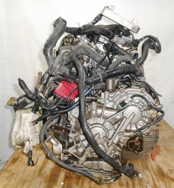 Двигатель Toyota 1NZ-FE - БЕЗ НОМЕРА CVT K210-02A FF NCP81 86 000 km электро дроссель коса+комп 5