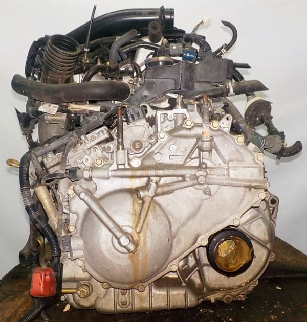 Двигатель Honda K24A - 5060143 AT MFHA FF RB1 коса+комп 7