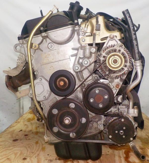 Двигатель Mitsubishi 4A90 - 0009612 CVT F1C1A FF Z21A 98 000 km коса+комп 4