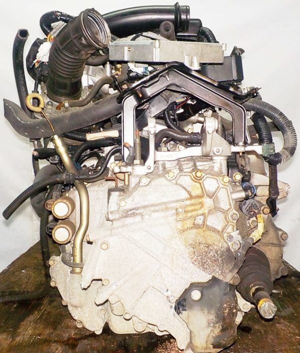 Двигатель Honda K24A - 5538128 AT MFKA FF RB1 коса+комп 5