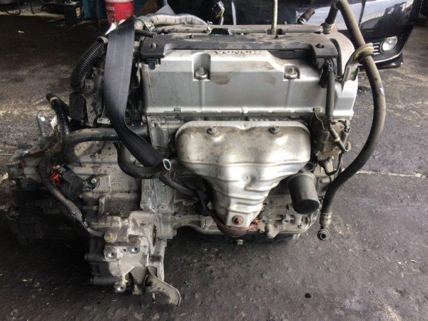 Двигатель Honda K20A - 2605444 AT MTJA FF RG1 102 700 km коса+комп 4