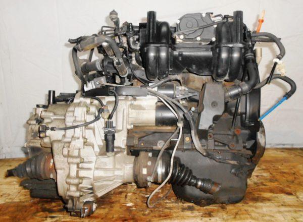 Двигатель Volkswagen AHS - 027979 AT FF 3