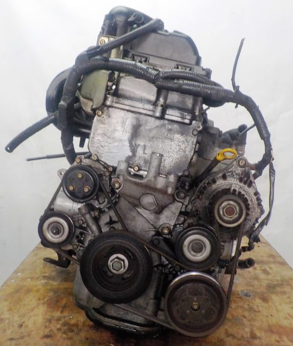 КПП Nissan CR14 AT RE4F03B FF Z11 3