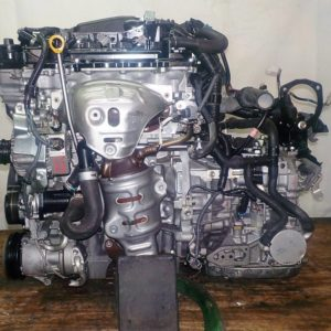 Двигатель Toyota 1NR-FE - 8288770 CVT K411-01A FF NSP120 коса+комп 9