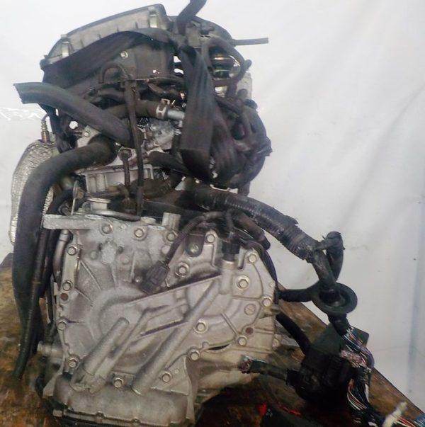 КПП Toyota 1KR-FE CVT B101A FF KGC30 5