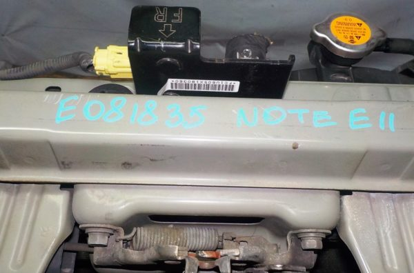 Ноускат Nissan Note (E081835) 8