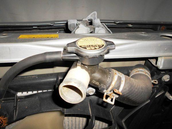 Ноускат Toyota Raum 20, (2 model) (J031928) 9