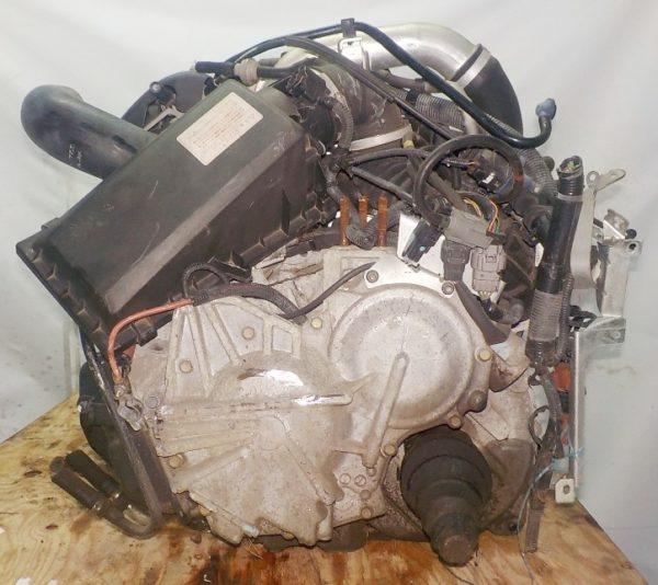 Двигатель Volvo B4204T - 2642775 AT 6