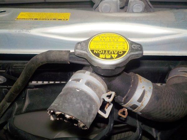 Ноускат Toyota Raum 20 (E101821) 10