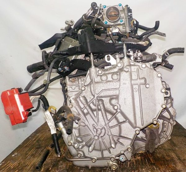 Двигатель Honda L13A - 4175670 CVT SE5A FF GE6 124 091 km коса+комп 5