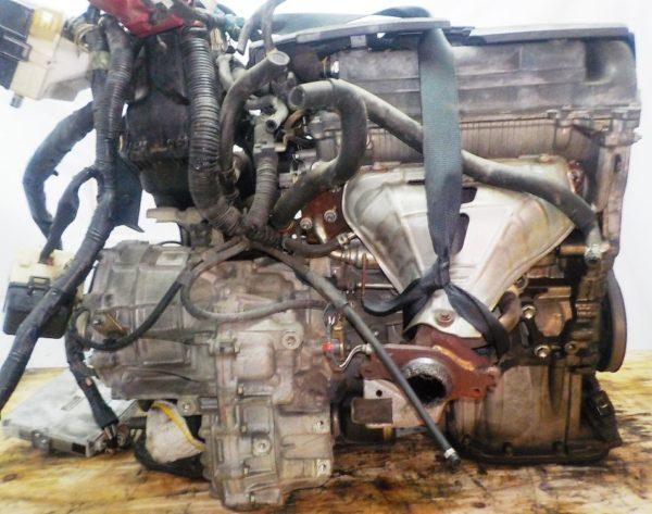 Двигатель Toyota 1NZ-FE - B880028 CVT K210-02A FF NCP81 электро дроссель коса+комп 4