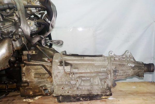 Двигатель Mazda J5 - 154609 AT FR SG5W 6