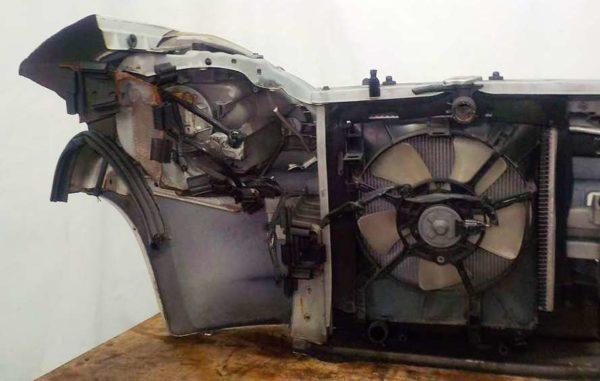 Ноускат Toyota Passo 10, (1 model) xenon (W101892) 7