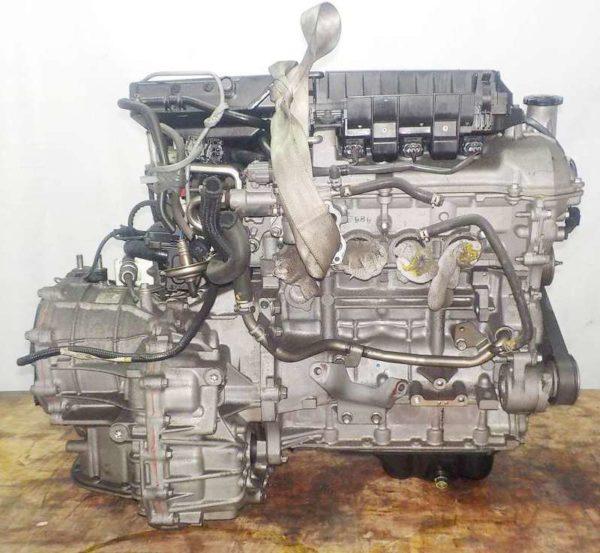 КПП Mazda ZY CVT FF DE5FS 4