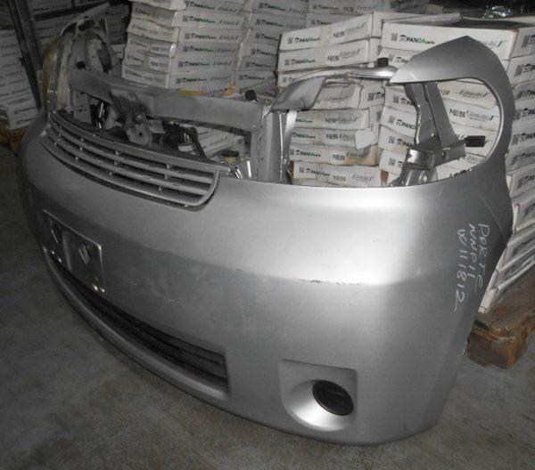 Ноускат Toyota Porte нет L фары (W111812) 3