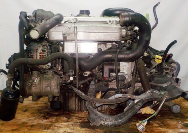 Двигатель Volvo B5234T - 1468103 AT FF коса+комп 1