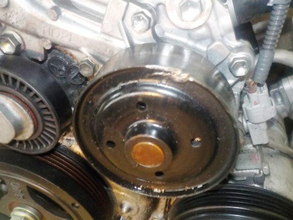 КПП Toyota 1NR CVT FF 4