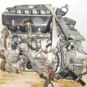 Двигатель Nissan MR20-DE - 447279A CVT RE0F10A GB57 FF B30 149 500 km коса+комп 6