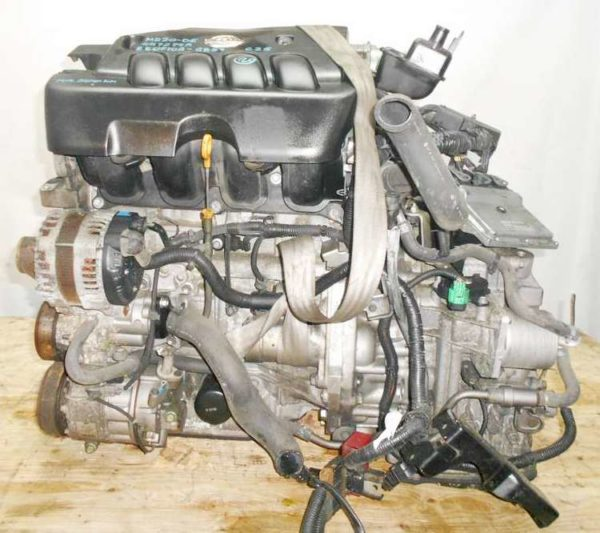 КПП Nissan MR20-DE CVT RE0F10A GB57 FF B30 1