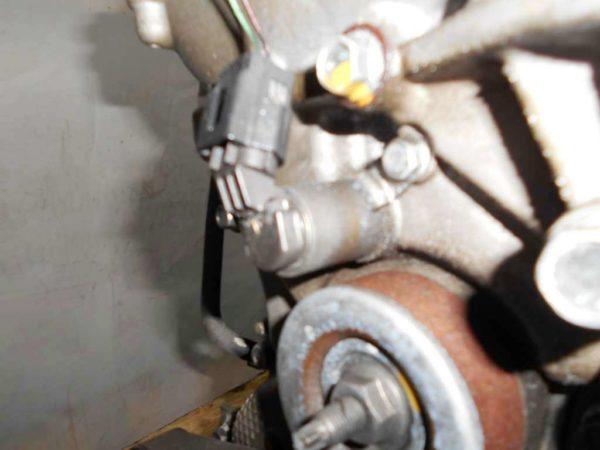 КПП Mazda ZJ CVT FF DE3FS 7
