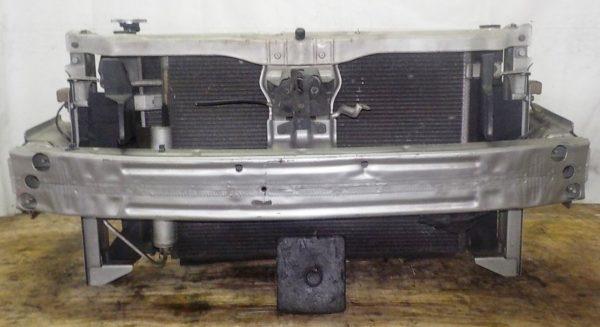 Ноускат Mitsubishi Colt (1 model) без бампера (W03201815) 1