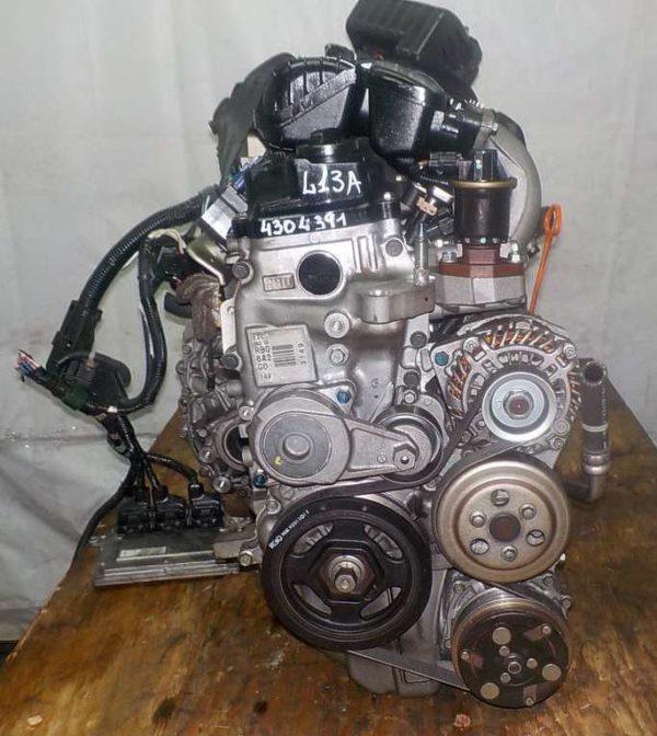 КПП Honda L13A CVT SE5A FF GE6 3