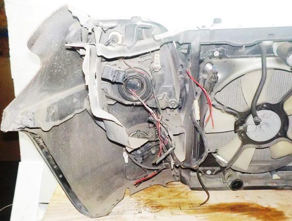 Ноускат Suzuki Swift 2000-2004 y. (E071835) 6