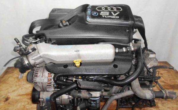 КПП Audi AUQ AT FF A5 2