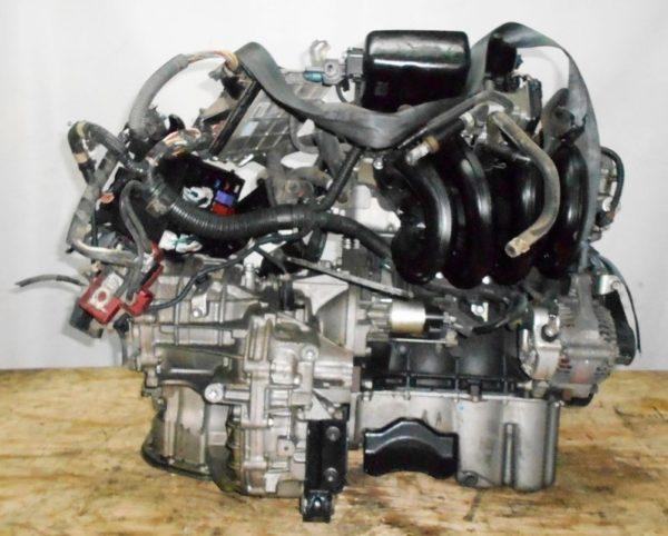 Двигатель Toyota 2SZ-FE - 1618761 CVT K410-05A FF SCP90 137 000 km коса+комп 4