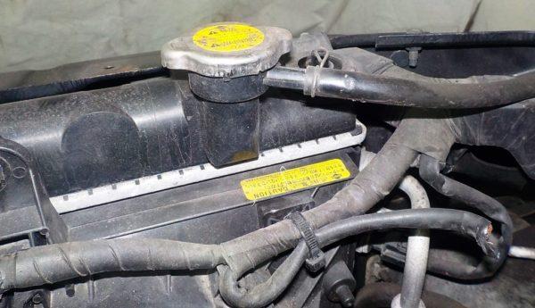 Ноускат Nissan Teana 31 2003-2008 y. (W0520173) 7