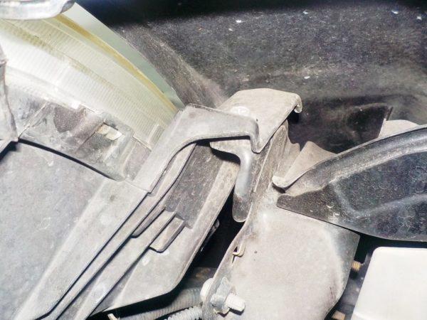 Ноускат Toyota Vitz 90, (1 model) (W101809) 10
