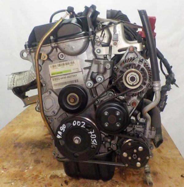 Двигатель Mitsubishi 4A90 - 0027051 CVT F1C1A FF Z21A 59 714 km коса+комп 3