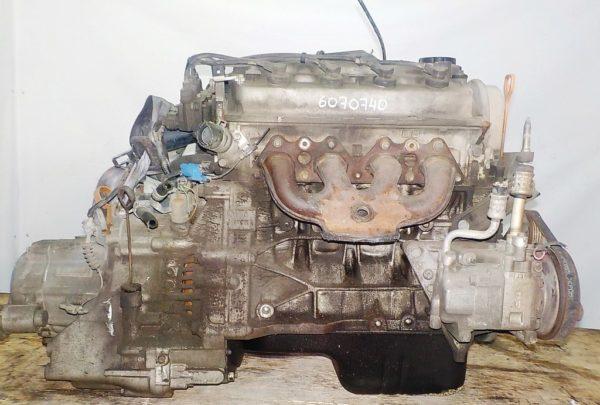 Двигатель Honda D13B - 6070740 AT M7CA FF GA3 1