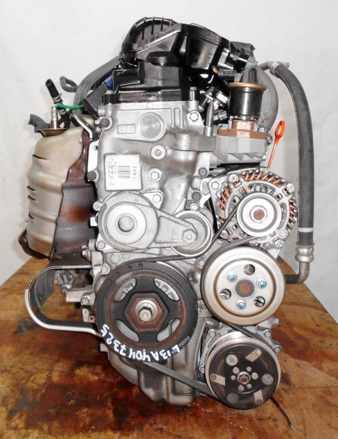 Двигатель Honda L13A - 4047325 CVT SE5A FF GE6 118 000 km коса+комп 3