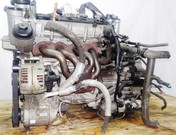 Двигатель Volkswagen BAG - 082027 AT FF Touran 59 000 km 1