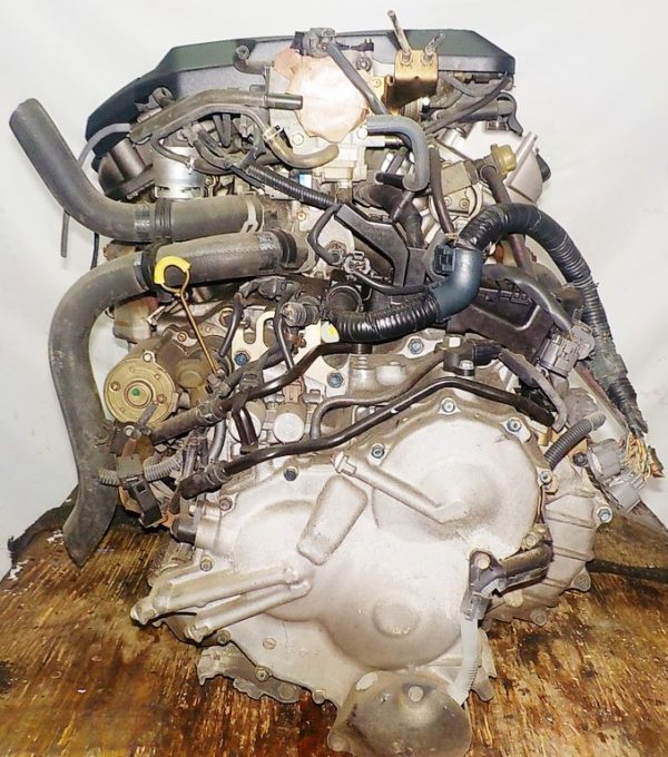 Двигатель Honda J35A - 2002159 AT B7TA FF 6