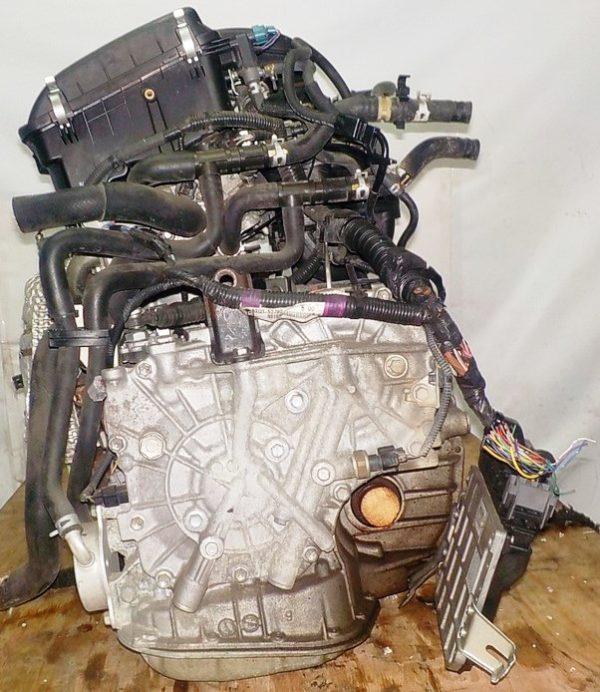 Двигатель Toyota 1KR-FE - 0997090 CVT K410-04A FF KSP90 коса+комп 5