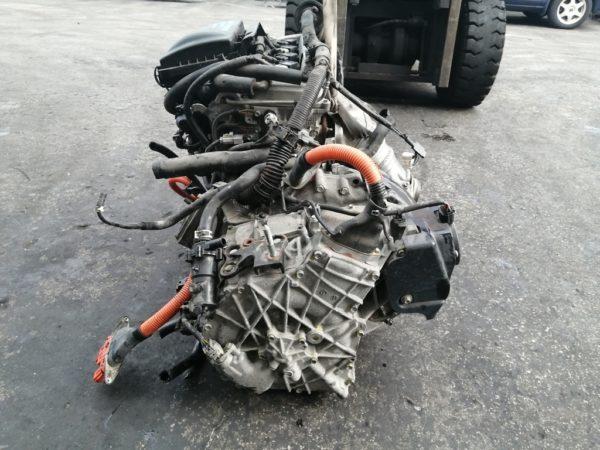 Двигатель Toyota 1NZ-FXE - 3639768 AT P112-01A FF NHW20 коса+комп 5