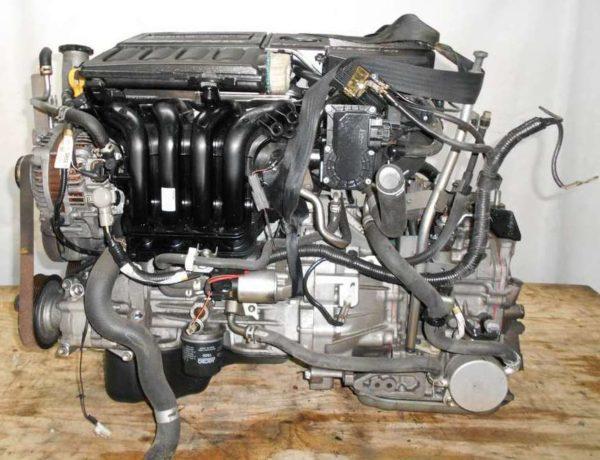 КПП Mazda ZJ CVT FF DE3FS 1