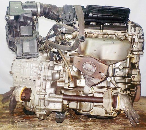 Двигатель Nissan MR18-DE - 003656A CVT RE0F08A FF коса+комп 4
