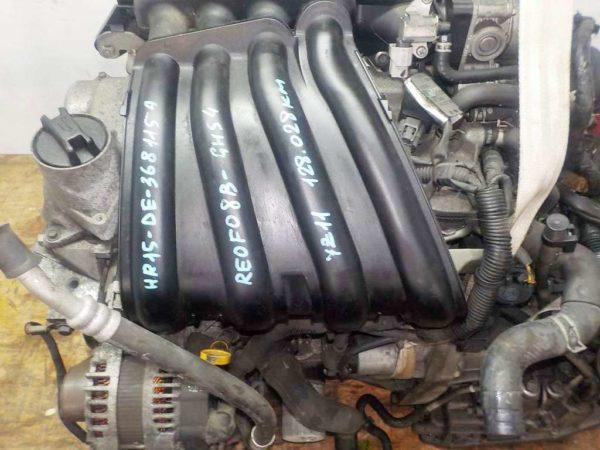 КПП Nissan HR15-DE CVT RE0F08B GH54 FF YZ11 2