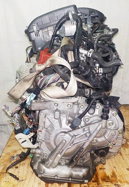 КПП Toyota 1KR-FE CVT FF 5