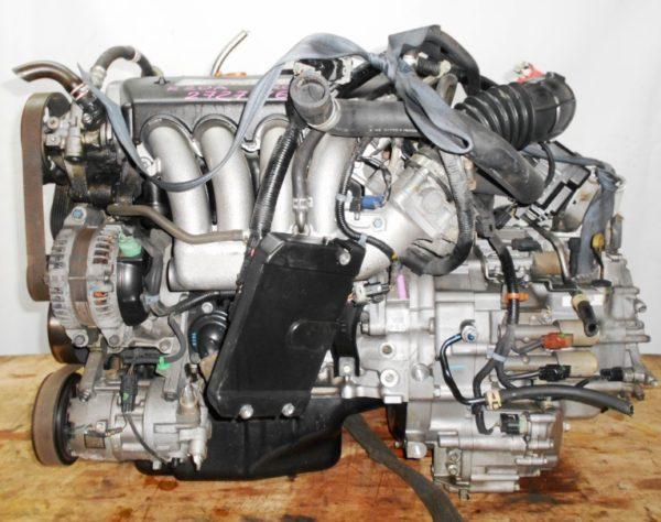 Двигатель Honda K20A - 2727916 AT MTKA FF 4WD RG2 1