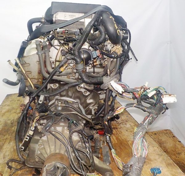 Двигатель Mitsubishi 4A30-TI - 409025 AT FR 4WD H56A коса+комп 4