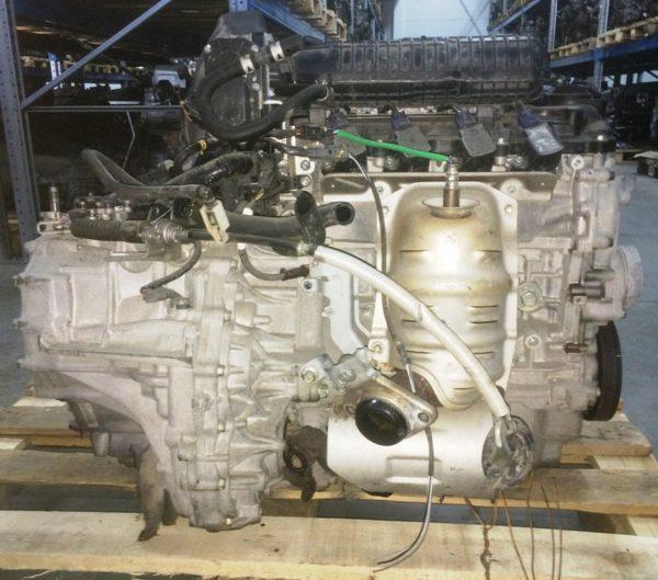 Двигатель Honda L13A - 4484914 CVT SE5A FF GE6 76 000 km коса+комп 5