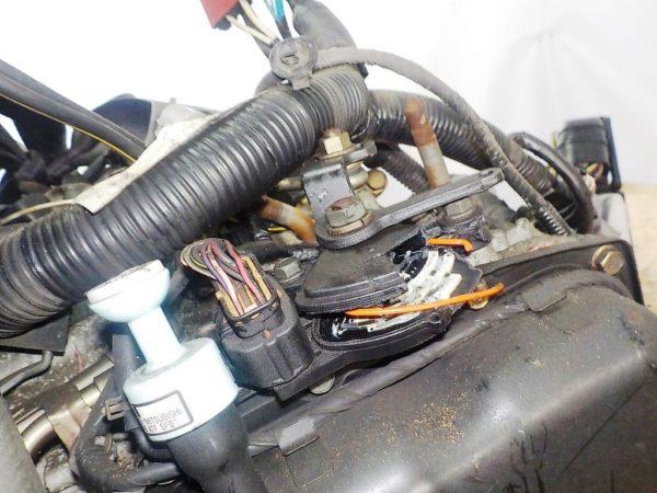 Двигатель Mitsubishi 4A90 - 0017410 CVT F1C1A FF Z21A 79 000 km коса+комп 3