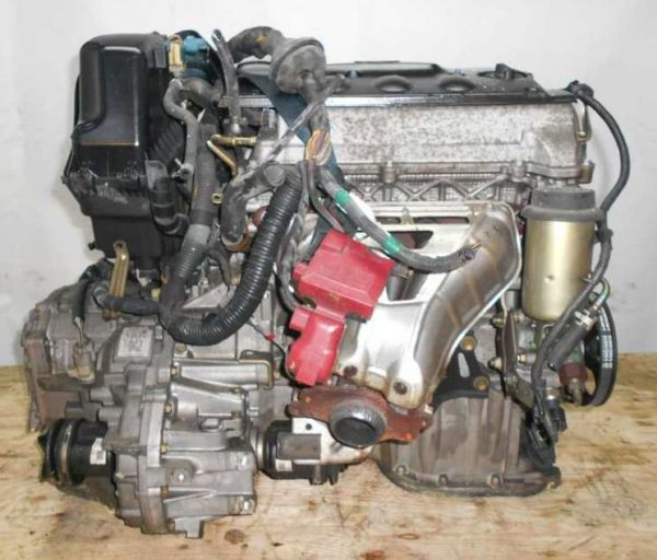 Двигатель Toyota 2NZ-FE - 2760799 AT U441E-03A FF NCP20 153 000 km без датчика скорости коса+комп 4