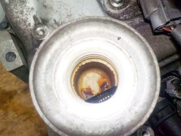 Двигатель Nissan HR15-DE - 078721B CVT RE0F08B GH54 FF E11 124 136 km коса+комп 6