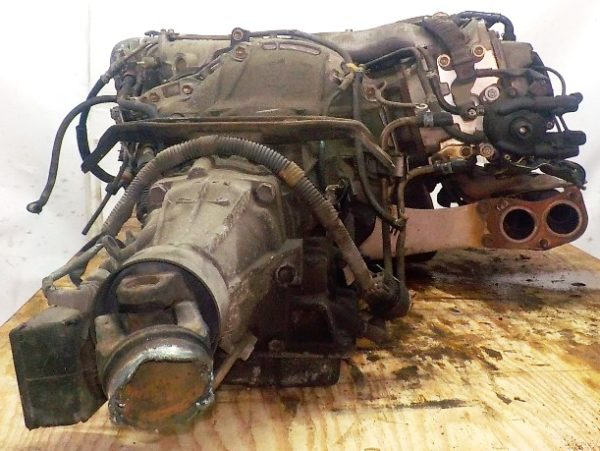 Двигатель Toyota 2TZ-FZE - 1382105 AT 03-71LE 35000-28542 FR Estima 6